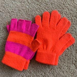 Neon Glove Set